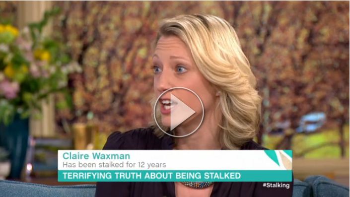 Claire Waxman on This Morning